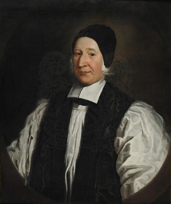 Thomas Ken (1637-1711), Bishop of Bath and Wells, one of the non-juring Bishops who was deprived of his see by William and Mary