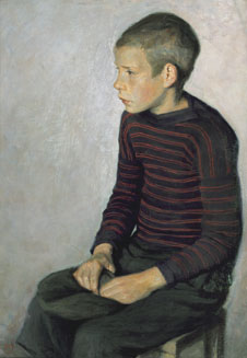 Portrait of Bent Juel-Jenson, 1930 (oil on canvas)