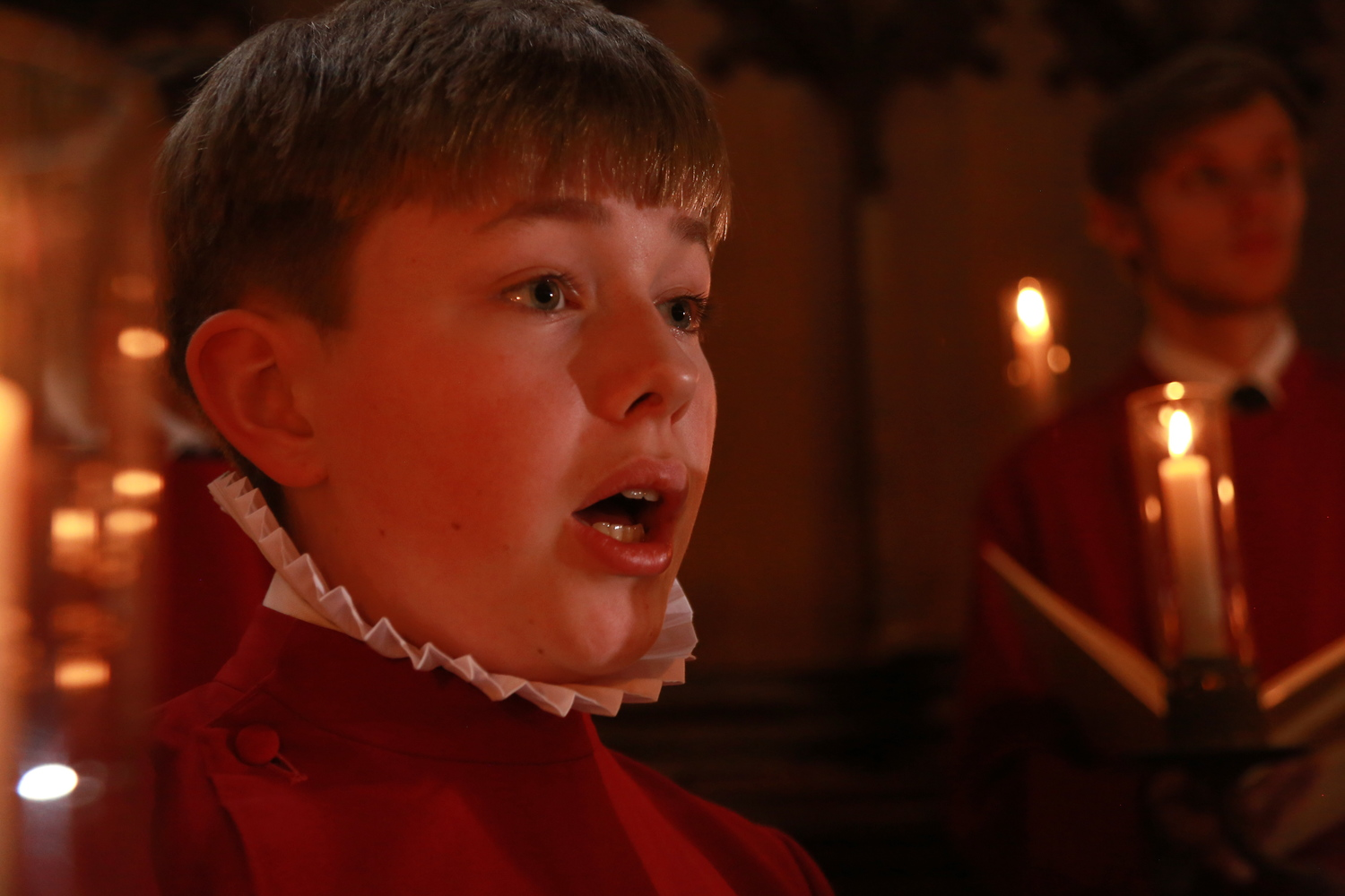 New College Chorister