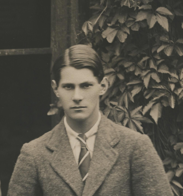 NCA JCR/L2/6, Leonard Greenwood (matriculated 1919 after war service), 1919