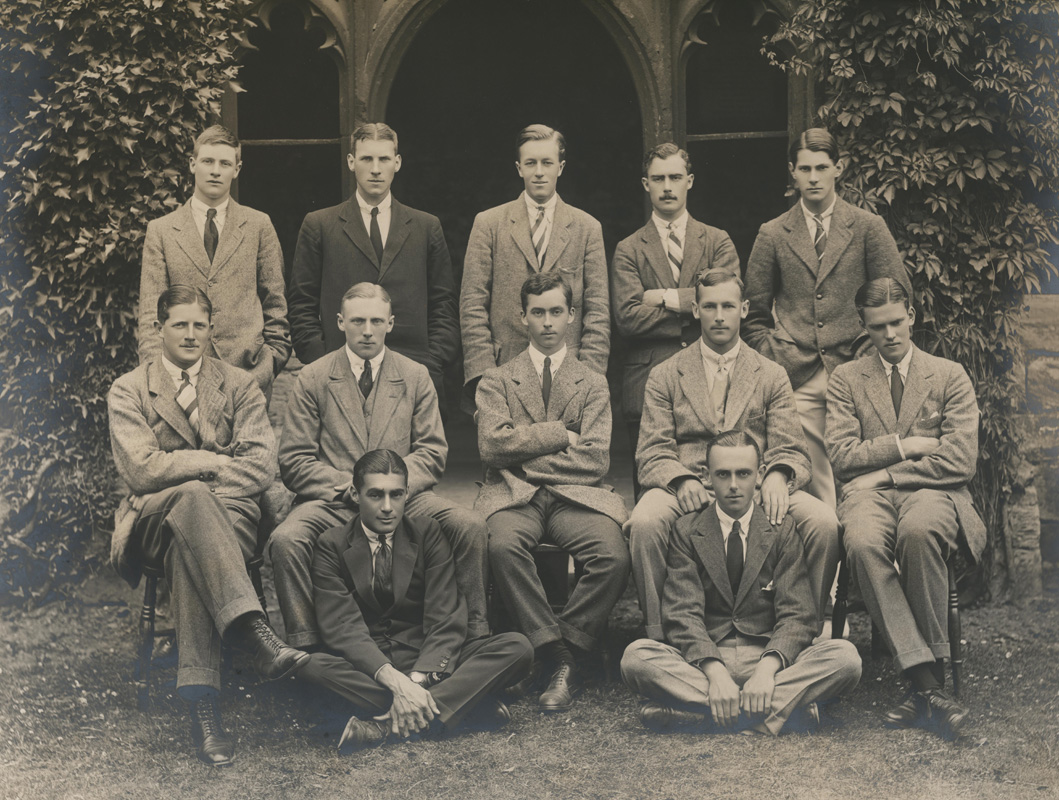 NCA JCR/L2/6, New College Cricket XI, 1919