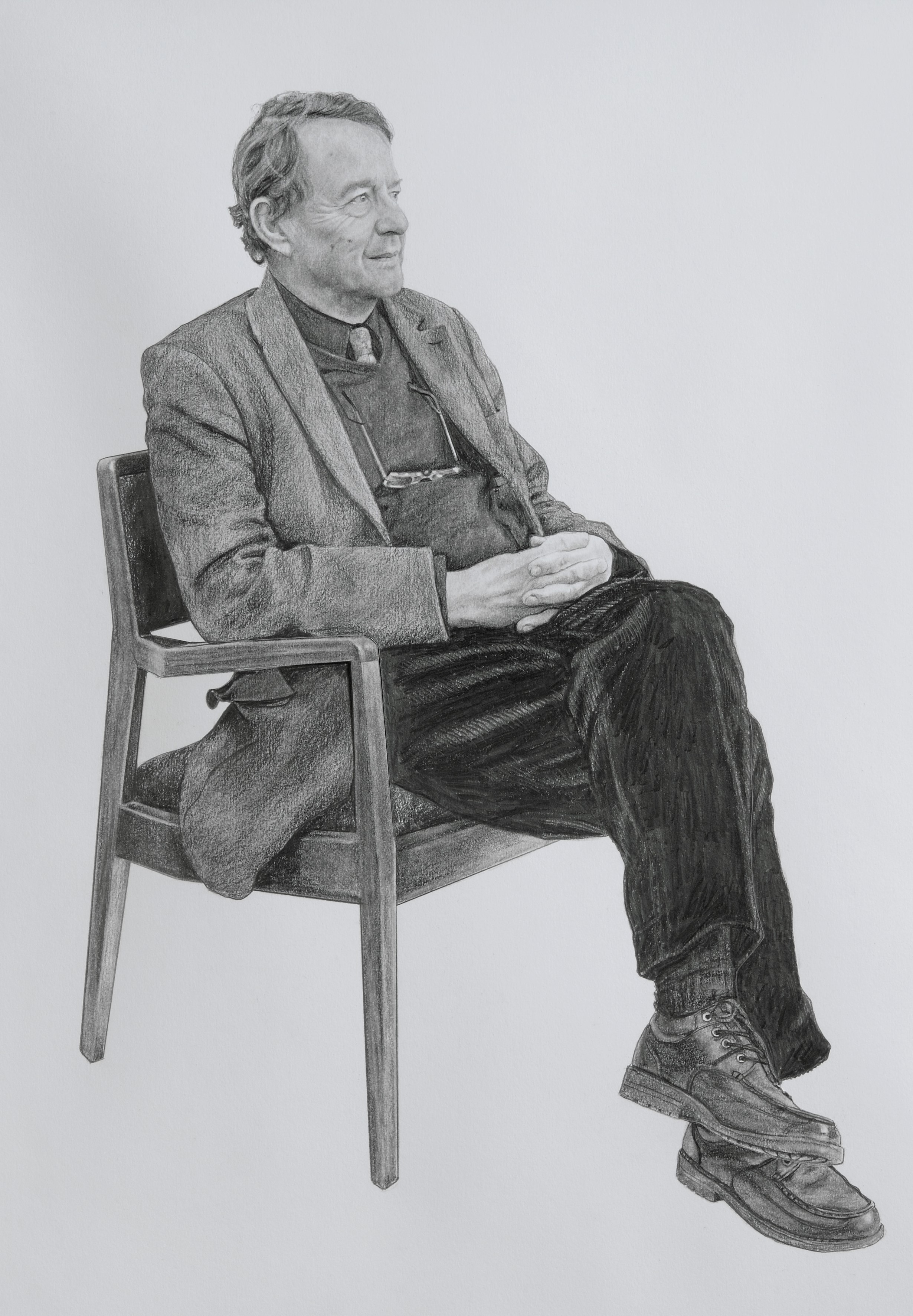 Martin Ceadel (Pencil on paper)