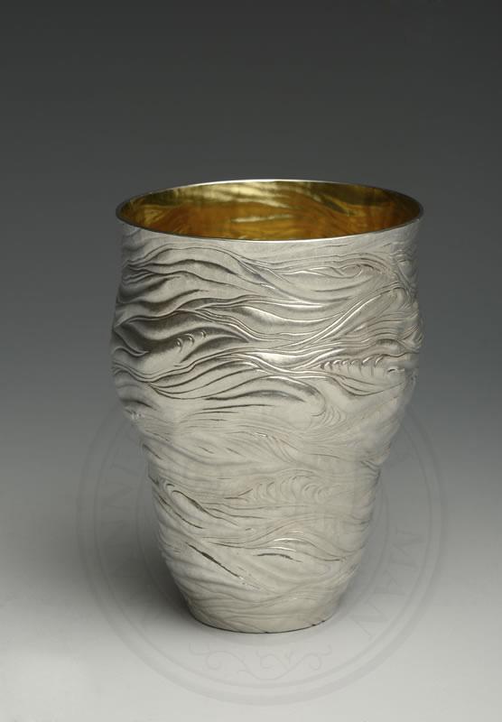 Water beaker by Miriam Hanid