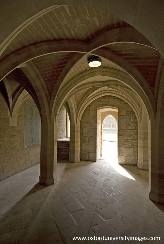 Monks' Passage