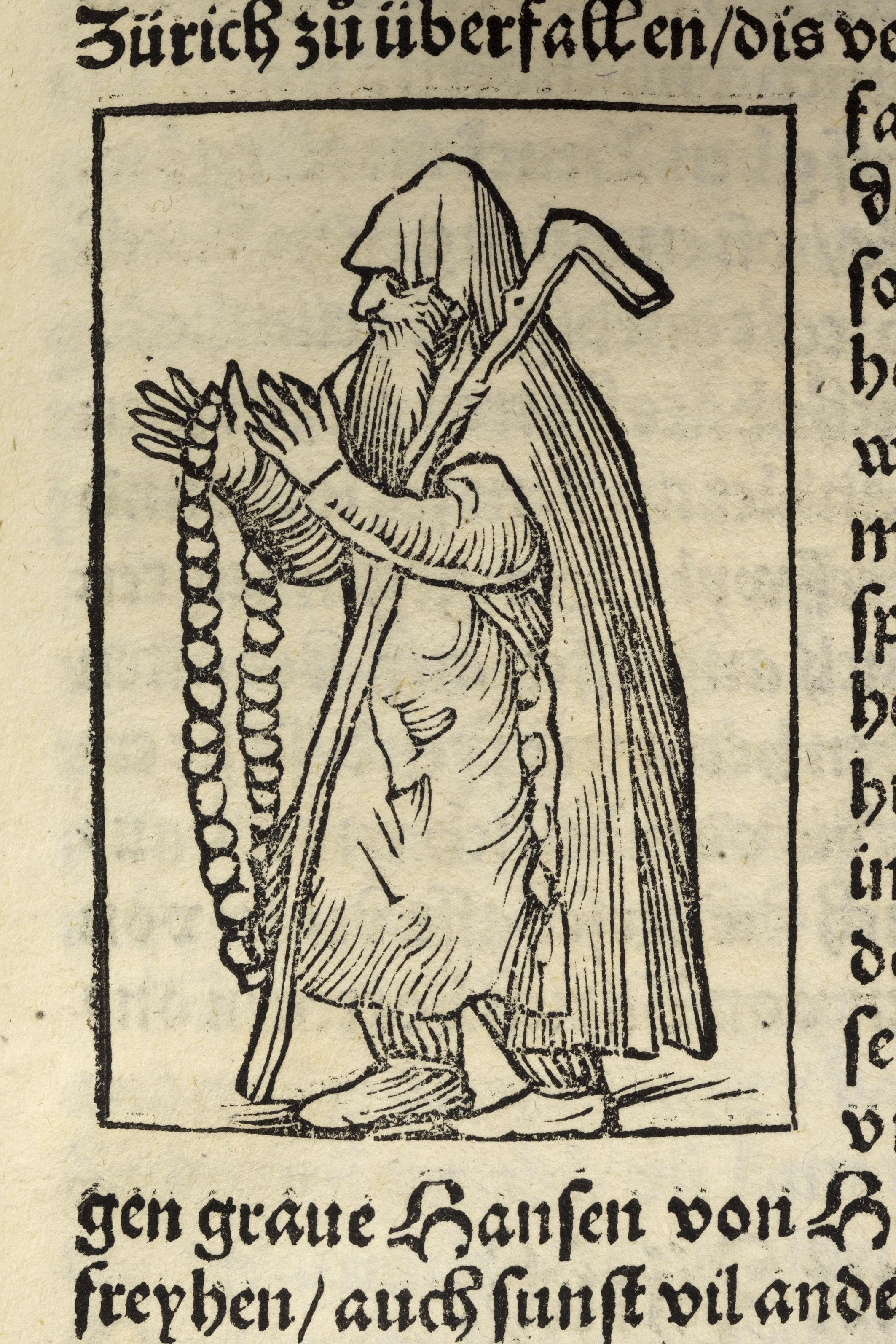 BT3.187.1, p.ccxlv, Sebastian Munster's Cosmographia, 1544