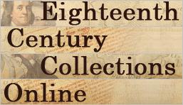 ECCO: Eighteenth Century Collections Online