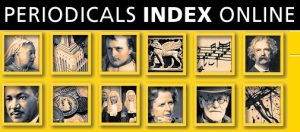 Periodicals Index Online