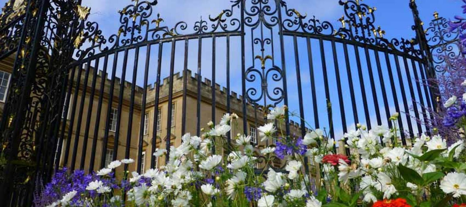 New College Gates
