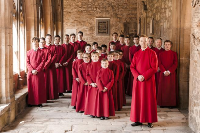 New College Choir