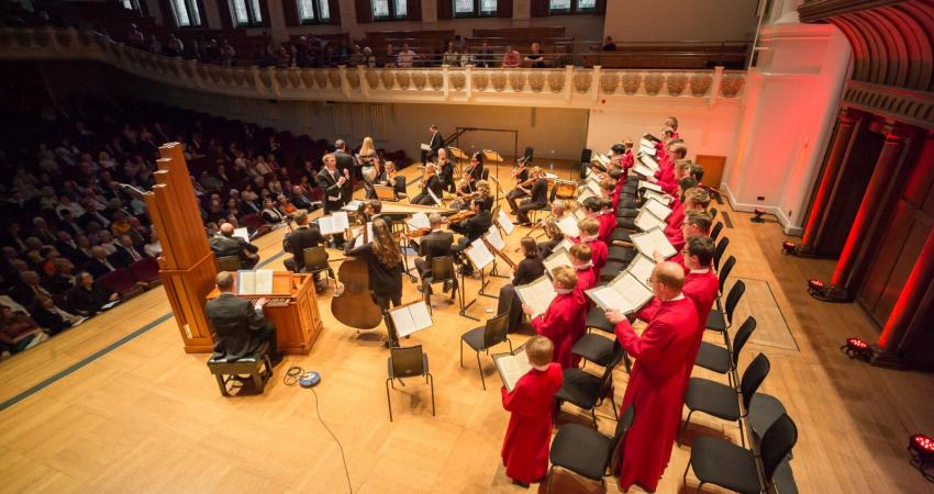 The Choir at Cadogan Hall