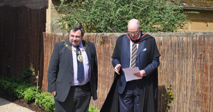 Lord Mayor and Warden