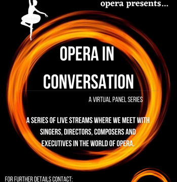 Opera in Conversation poster