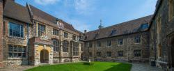 The Masters Court - The Charterhouse